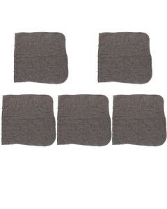 German Military Polishing Cloth - Five Surplus Cloths for One Price