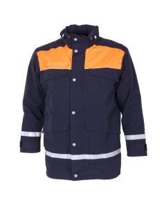 German Utility Workers Parka