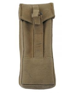 German Canvas Uzi Magazine Pouch – First Generation German MP2 Magazine Pouch
