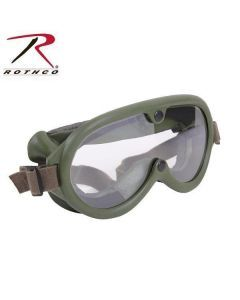 GI Type Sun Wind Dust Goggles - Olive Drab