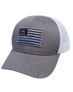 GLOCK Thin Blue Line Flag Hat