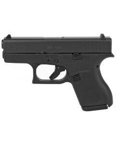 Glock 42 Sub Compact 380 ACP | 6Rd | Matte | UI4250201