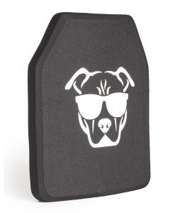 Guard Dog Tactical Level IV 10x12 Ceramic Plate
