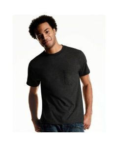 Hanes Comfort-Soft Cool-Dri Tagless Pocket T-Shirt 4-Pack