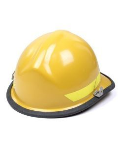 High Visibility Firefighter Helmet