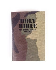 Holy Bible NIV Military Edition