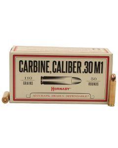 Hornady Custom 30 Carbine Ammo