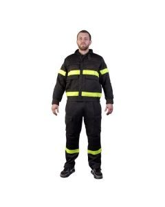 Italian Aramid Firefighting Suit