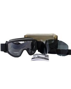 Arsenik Tactical Goggles - Complete Kit