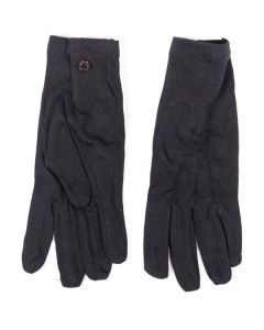 Italian Army Black Gloves