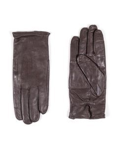 Italian Army Brown Leather Gloves