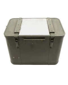Italian Army Field Soup Cooker