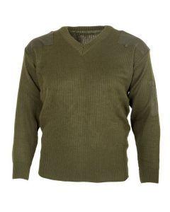 Italian Army OD Commando Sweater