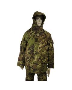 Italian Army Goretex Suit Set - Full View