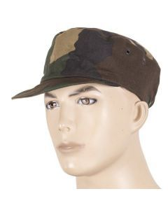 Italian Army Woodland Field Cap