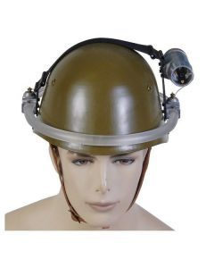 Italian Army Helmet Light