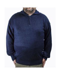 Italian Navy Sweater