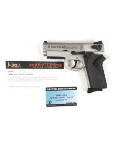 Jerry Lewis Smith and Wesson 3913 Tactical