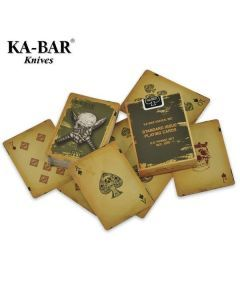 Ka-Bar Playing Cards