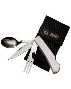 Ka-Bar Hobo Utensil Set