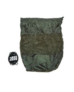 Mil-Tec Laundry Kit - Mesh Bag, Clothes Line, and Clothes Pins