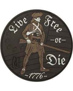 Live Free or Die Morale Patch