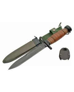 M4 Bayonet for M1 Carbine - 1943 Style in Sheath