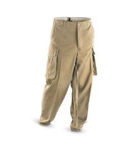 US WWII M42 Paratrooper Pants - Khaki