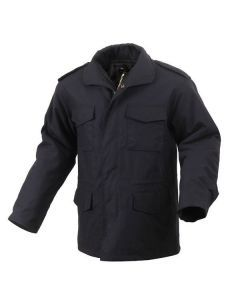M-65 Field Jacket - Black