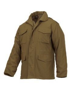 M-65 Field Jacket - Coyote Brown