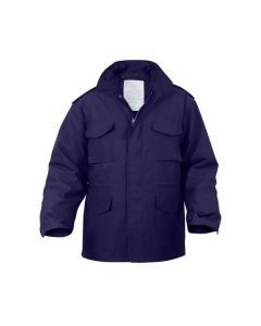 M-65 Field Jacket - Navy Blue