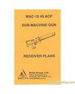 MAC-10 Receiver Plans
