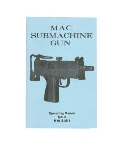 MAC Submachine Gun Manual