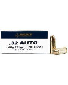 Magtech .32ACP Ammunition - 32A