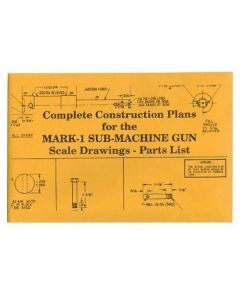 MARK-1 Submachine Gun plans