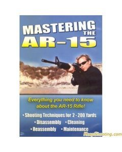 Mastering the AR-15 - Front Cover