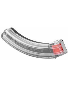 Ruger 10/22 25-Round Clear Magazine