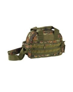 Mil-Tec Ammo Shoulder Bag - Flecktarn