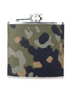 Mil-Tec Camouflage Flask - Flecktarn