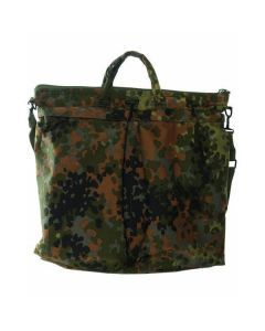 Mil-Tec Flecktarn Camo US Flyer Helmet Bag