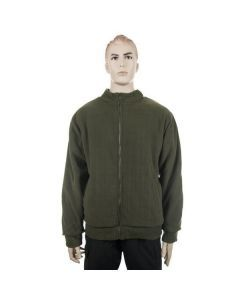 Mil-Tec Fleece Windproof Jacket - OD
