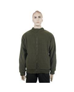 Mil-Tec Fleece Windproof Jacket - OD