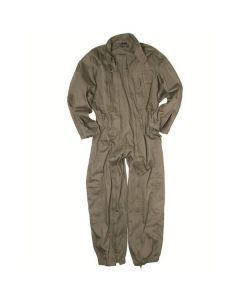 French Army Style OD Coveralls