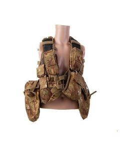 12 Pocket Load Bearing Tactical Vest