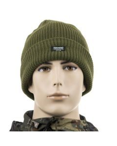 Mil-Tec Olive Drab Watch Cap - Thinsulate Lined