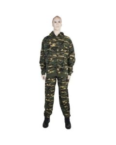 Woodland Camo Fitness Suit