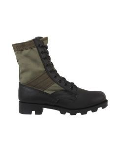 Classic Military Jungle Boots - Olive Drab
