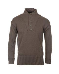 Mitts Nitts USGI OD Brown Sweater - 8405-01-224-9065