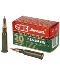 Barnaul 7.62x54R 148gr FMJ