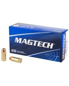 Magtech Shooting Sport .380 ACP Ammo - FMJ